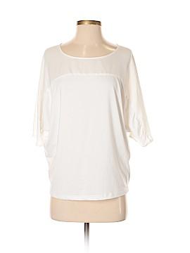 VERTIGO Short Sleeve Blouse Size S