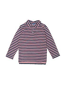 Mini Boden Long Sleeve Polo Size 7 - 8