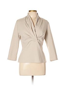 Eccoci 3/4 Sleeve Top Size L