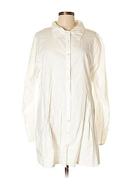 Tulip Long Sleeve Button-Down Shirt Size XL