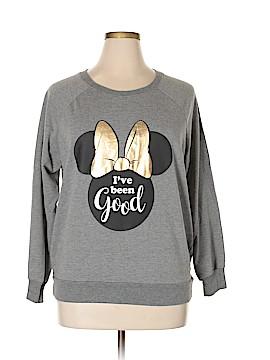 Disney Sweatshirt Size 1X (Plus)