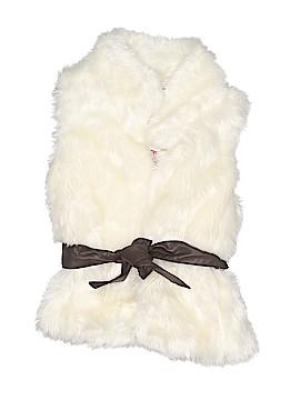 Epic Threads Faux Fur Vest Size 12