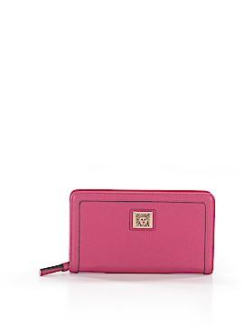Anne Klein Leather Wallet One Size