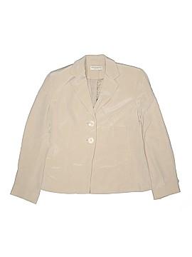 Valerie Stevens Silk Blazer Size 6 (Petite)