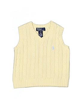 Polo by Ralph Lauren Sweater Vest Size 2T