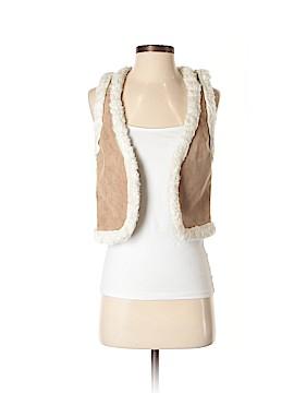 Old Navy Faux Fur Vest Size S