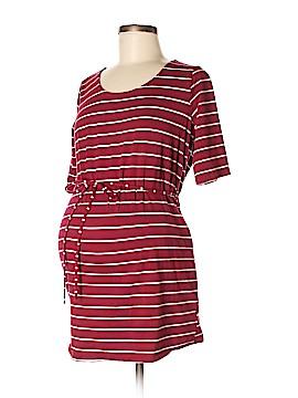 Bump Start by Motherhood Maternity Short Sleeve T-Shirt Size M (Maternity)