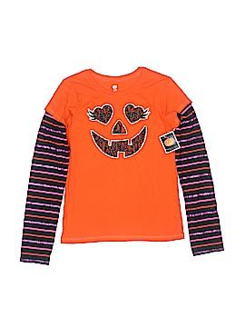 Halloween Tees Long Sleeve T-Shirt Size 14 - 16