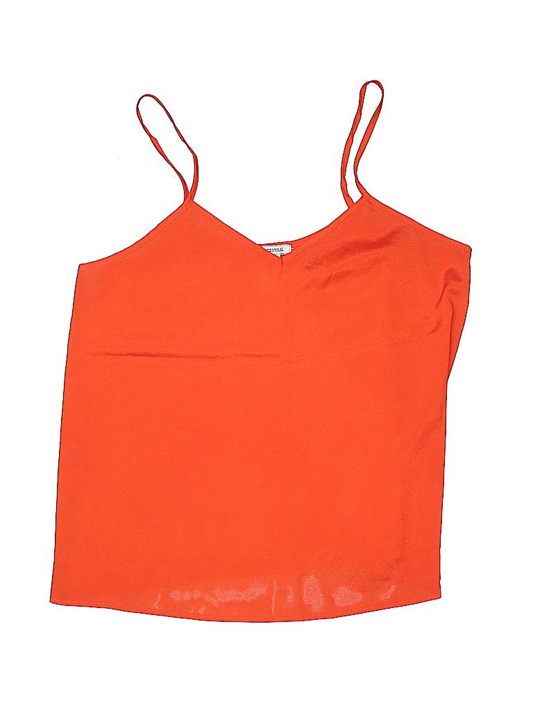 Body Central Women Sleeveless Blouse Size L