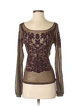 Vertigo Paris Long Sleeve Top Size S