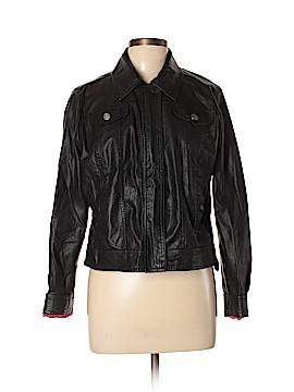 Cato Faux Leather Jacket Size L
