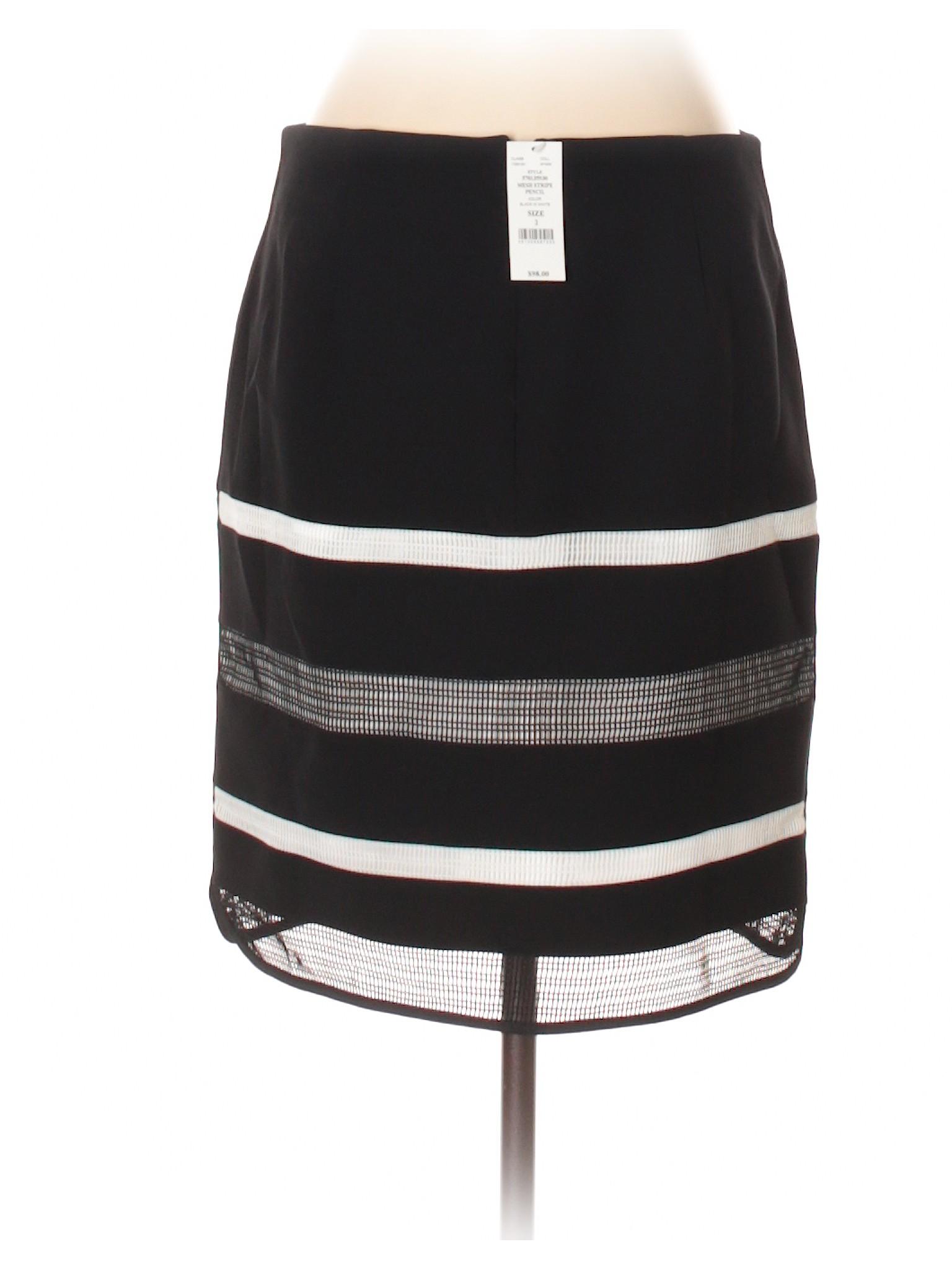 House Casual Skirt winter White Leisure Black Market 7ZfwS8