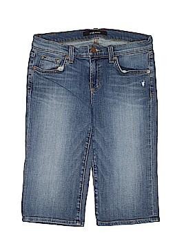 J Brand Denim Shorts Size 24 (Plus)