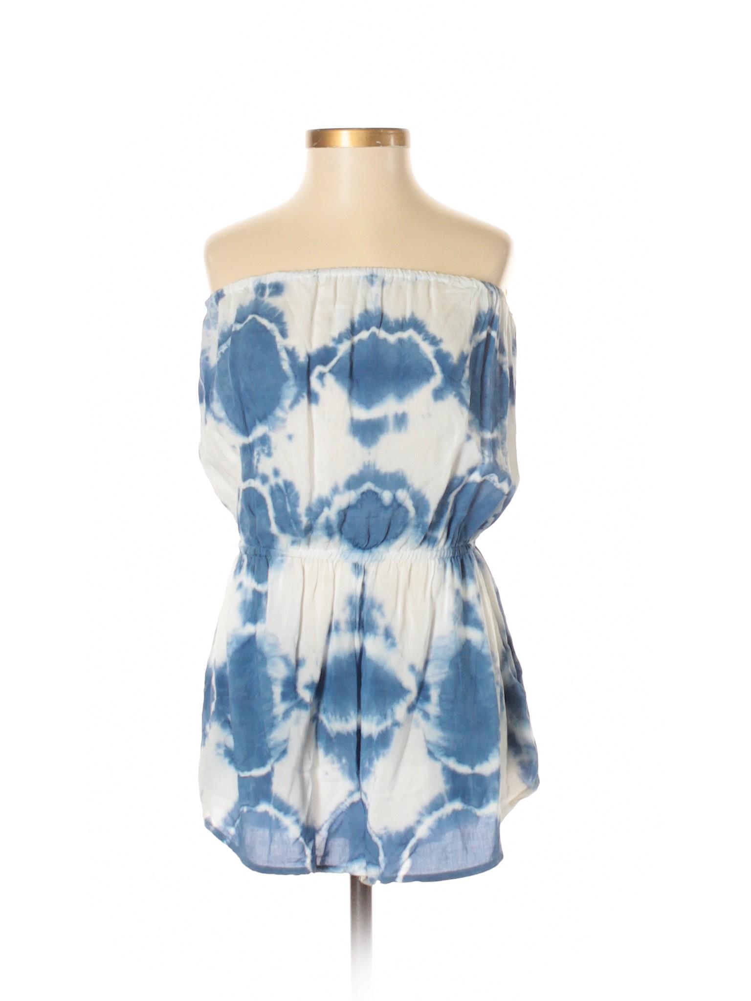 Boutique Romper Blue Boutique Life Blue fxqPRaO