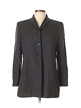 Jones New York Wool Blazer Size 14 (Petite)