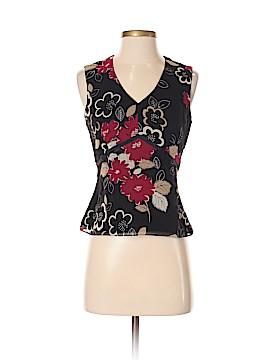 Ann Taylor Sleeveless Silk Top Size 2 (Petite)