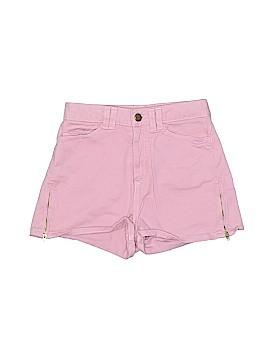 American Apparel Denim Shorts Size 24/25