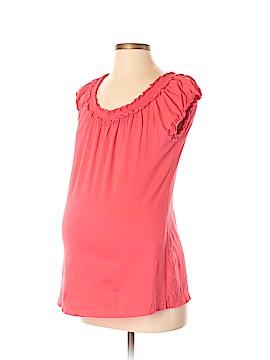 Duo Maternity Sleeveless T-Shirt Size M (Maternity)