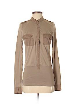 Clu Long Sleeve Henley Size XS