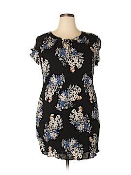 Blu Pepper Casual Dress Size 1X (Plus)