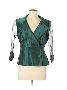 Alex Evenings 3/4 Sleeve Blouse Size M