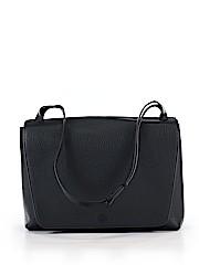 Dagne Dover Leather Shoulder Bag