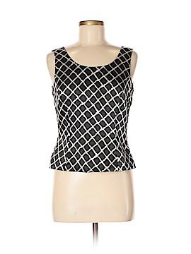 Tahari by ASL Sleeveless T-Shirt Size 6 (Petite)