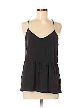 Anine Bing Sleeveless Silk Top Size M