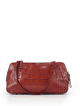 Monsac Leather Shoulder Bag One Size