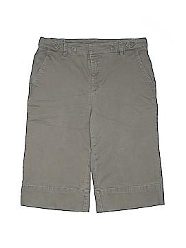 Nine West Khaki Shorts Size 8