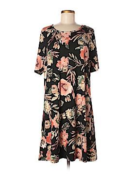 Gilli Casual Dress Size 2X (Plus)