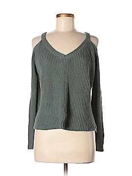 LA Hearts Pullover Sweater Size M