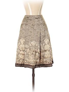 T Tahari Silk Skirt Size 4