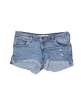 Abercrombie & Fitch Denim Shorts Size 8