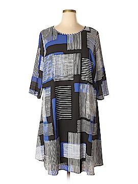 Lane Bryant Casual Dress Size 14 - 16 Plus (Plus)