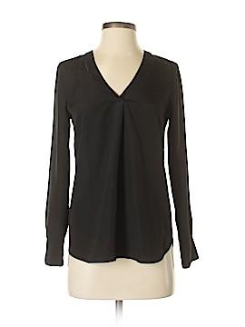 J. Crew Factory Store Long Sleeve Blouse Size XXS