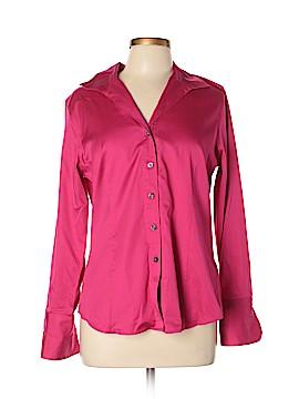 PaperWhite Long Sleeve Button-Down Shirt Size 12