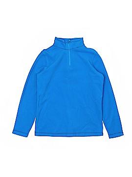 Lands' End Fleece Jacket Size 10-12