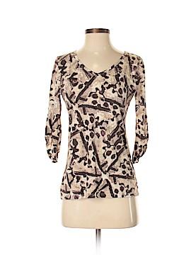 Ann Taylor Factory 3/4 Sleeve T-Shirt Size XS