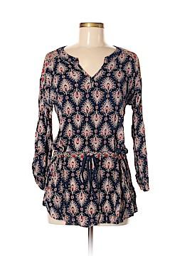 Dee Elle 3/4 Sleeve Blouse Size M