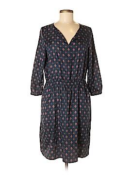 Lands' End Canvas Casual Dress Size 8