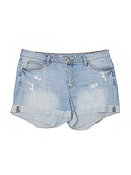 Jennifer Lopez Denim Shorts Size 14