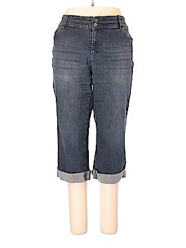Daisy Fuentes Jeans Size 16 (Plus)