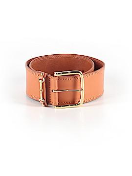 Linea Pelle Leather Belt Size L