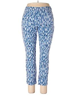 Susan Graver Casual Pants Size 18 (Plus)