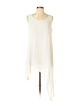Saks Fifth Avenue Sleeveless Blouse Size L
