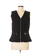 Rafaella Women Wool Cardigan Size M