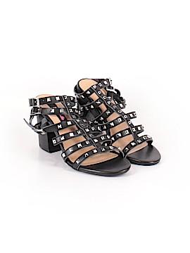 Betseyville By Betsey Johnson Heels Size 6 1/2