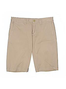 Tory Burch Khaki Shorts 28 Waist