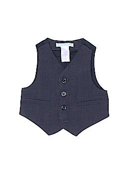 Janie and Jack Tuxedo Vest Size 3-6 mo
